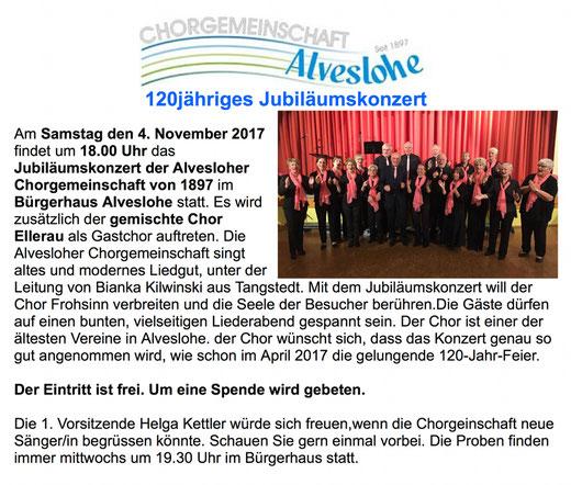 www.alveslohe.eu 2o17