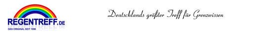 Besuche Deutschlands größten Treff für Grenzwissen