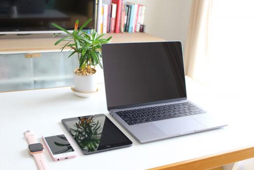 スマホやタブレットを利用してオンラインで、お家にいながら体質診断が可能です