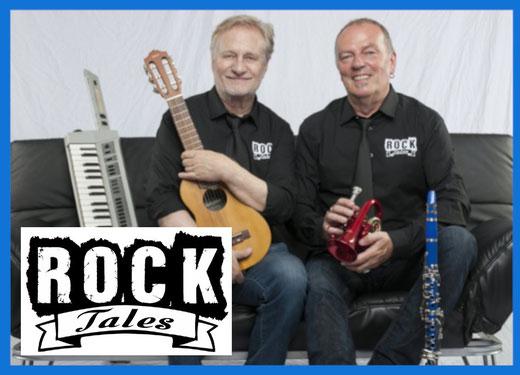 Rock Tales - Rock and Pop Musikgeschichten - 24. Oktober 2020 - 20.00 Uhr im Bürgerhaus in Alveslohe