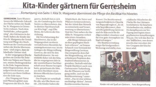 24.09.2014, Rhein-Bote