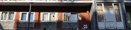 Flüchtlingsunterkunft Heyestraße 51, Düsseldorf-Gerresheim