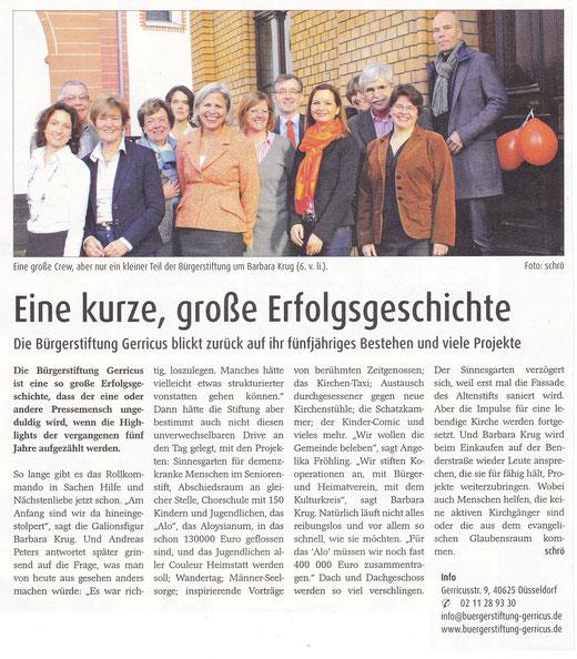 04.01.2014, Der Gerresheimer