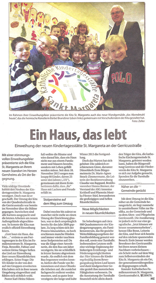 22.01.2014, Rheinbote