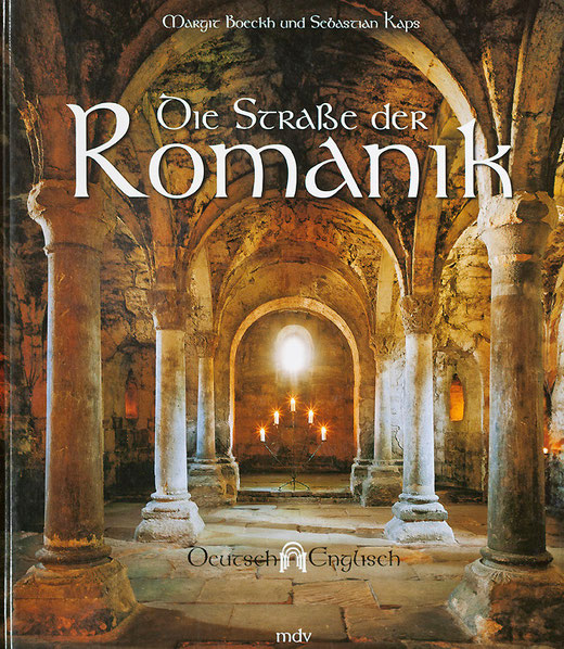 Illustrated book about romanesque architecture