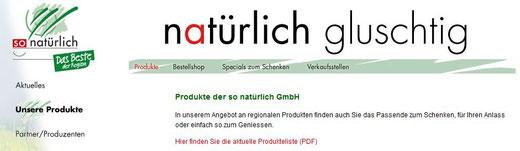 Tip Natürliche Geschenke von Solothurner KMU und Bauern: Lieferung + Preis ok !