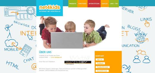 schutz im internet für kinder