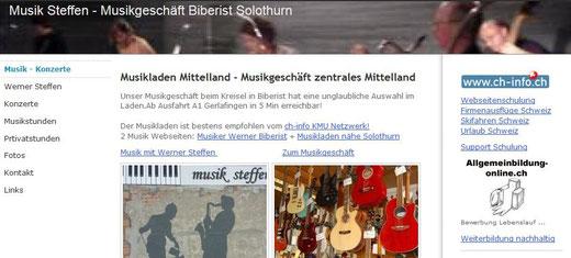 musikladen solothurn
