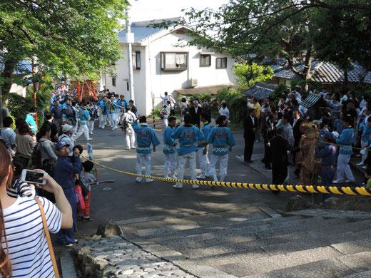 阿為神社春季例祭と大念寺 - 浄...