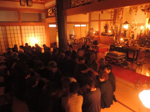 茨木大念寺お十夜