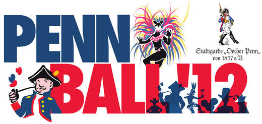 Pennball Penn-Ball Liveband Brüsselsaal Karneval Aachen Eurogress