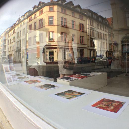Ausstellung , GEDOK Heidelberg, GEDOK Galerie,