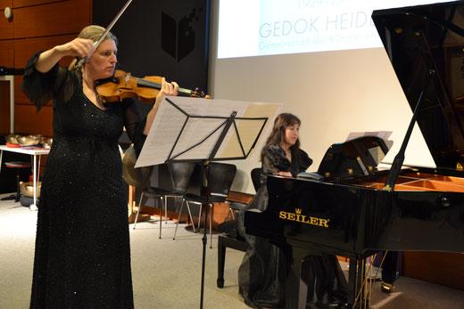 Ulla Benz, Noriko Ishikawa