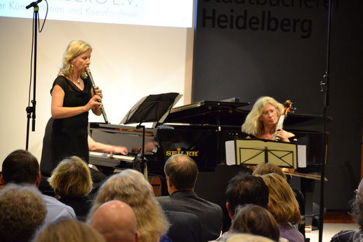 Almut Werner, Jutta Neuhaus, Brigitte Becker