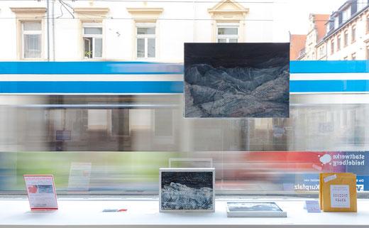 Sabine Schreier, Ausstellung , GEDOK Heidelberg, GEDOK Galerie