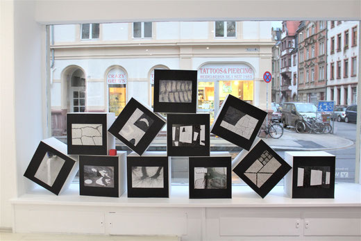 Elsa Becke, Ausstellung , GEDOK Heidelberg, GEDOK Galerie,