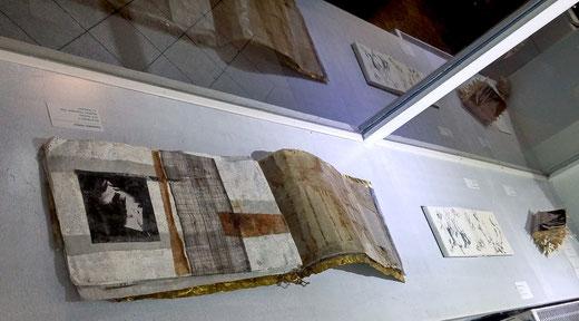 Ausstellung Künstlerinnen Bücher  Januar 2016