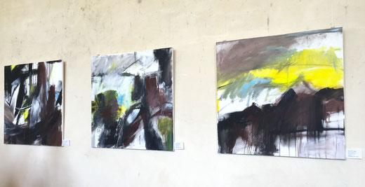 Malerei von Christa Weymann