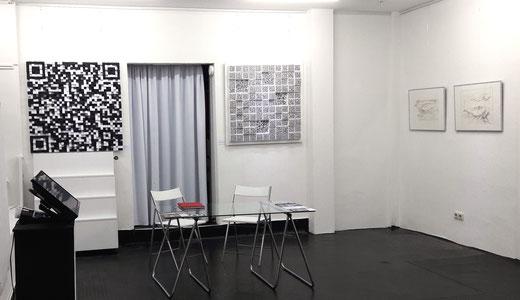 550 Jahre nach Gutenberg  Dezember 2018 Ausstellung , GEDOK Heidelberg, GEDOK Galerie