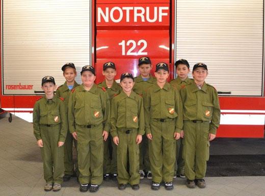 Jugendgruppe 2014