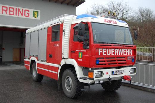 LFB Feuerwehr Arbing