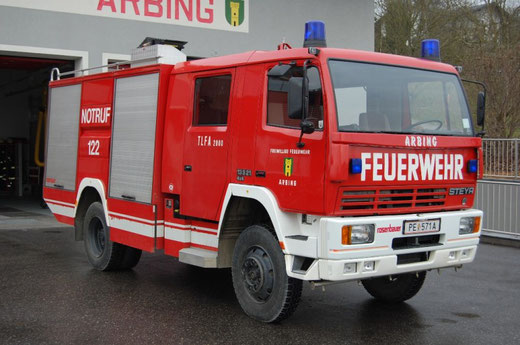 TLF 2000 Feuerwehr Arbing