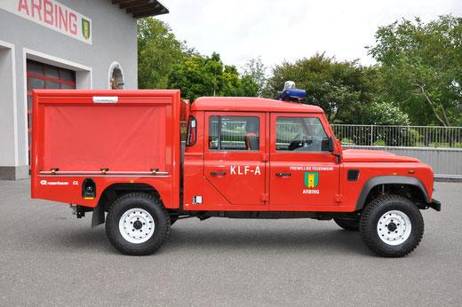 KLF Feuerwehr Arbing