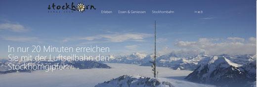 Aussichtsberg Niesen oder Stockhorn!  cc http://www.stockhorn.ch/erleben/sommer/fischen