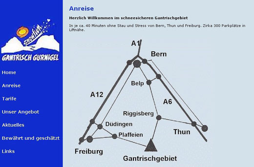 Quelle Webseite Skifahren Gantrisch Gurnigel