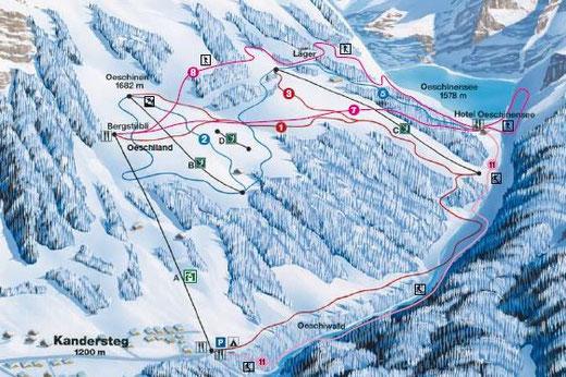 skigebiete berneroberland
