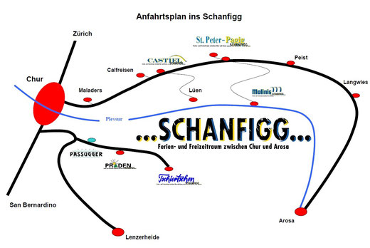 Bald Bahn Lenzerheide - Arosa!