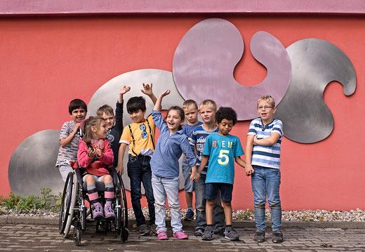 Neu an der Wartbergschule - Herzlich willkommen!!!