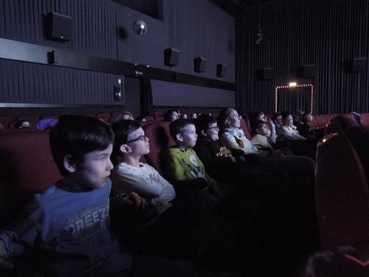 Die Grundstufe im Kino!