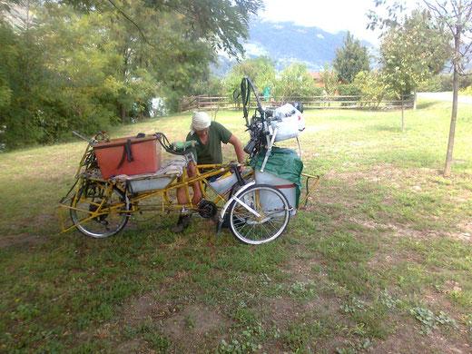 Es muss nicht immer ein Rennrad sein