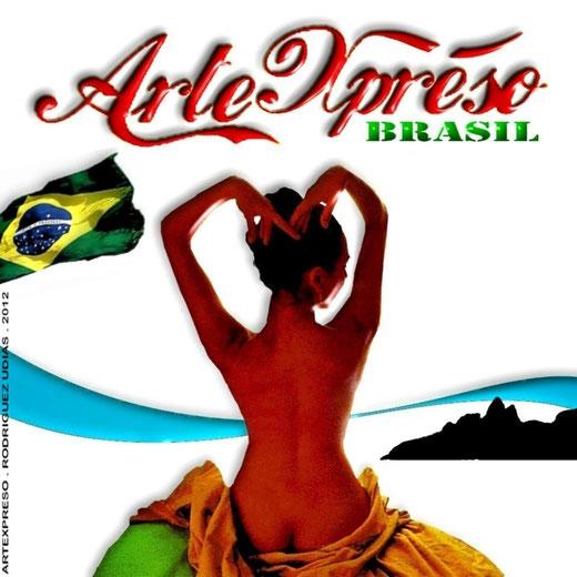 Sorrisos do Brasil / artexpreso . rodriguez udias 2012
