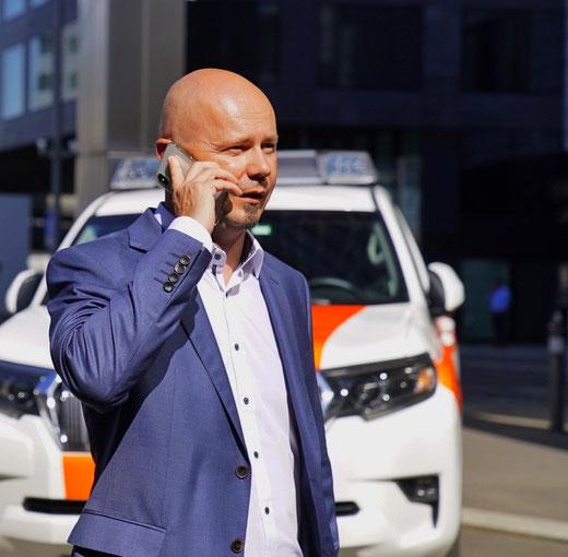 Anton Dörig: Unternehmer-Coach & Management-Advisor (Leadership - Management - Sicherheit)