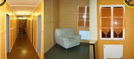 Lagerhaus für Schulen und Gruppen