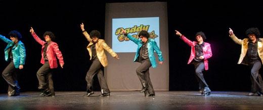 Steptanz für Erwachsene: Daddy Cool der Tanzgalerie