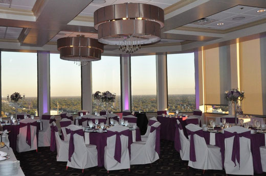 The Citrus Club Is Perfect Downtown Orlando Location For Your Intimate Wedding Reception While Overlooking Skyline You Will Enjoy