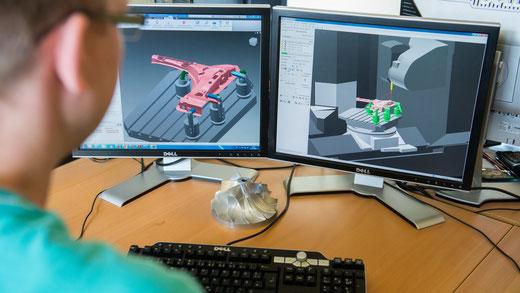 CAD/CAM mit Inventor und HyperMill