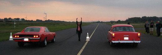 Beschleunigungsrennen 2011 - Altblechtreffen Cuxhaven