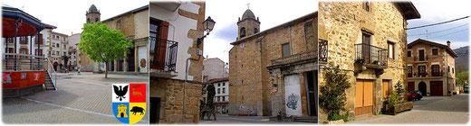 Alsasua en Espagne, ville de José Crespo Larraza
