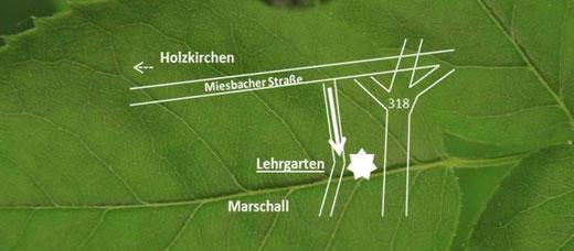 Lehrgarten des Gartenbauvereins Holzkirchen