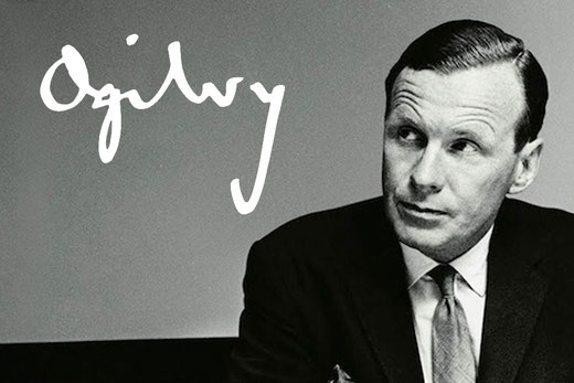 Le confessioni di un pubblicitario: David Ogilvy
