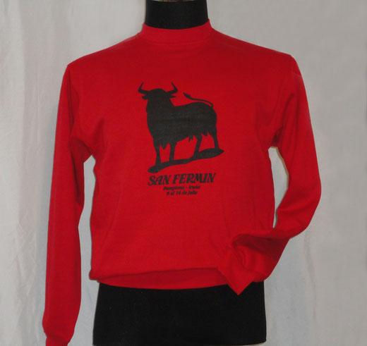 Toro Negro Roja