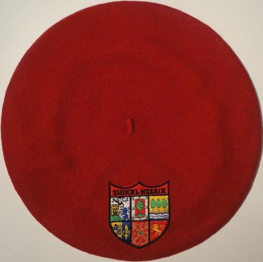 Boina Euskaleria Roja