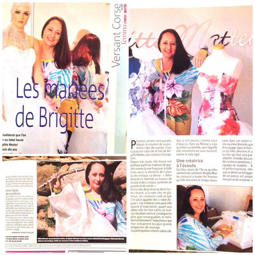 Article Femina avril 2014