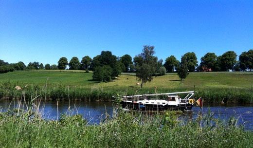 Elbe-Lübeck-Kanal (Foto: Tilo Kettner)