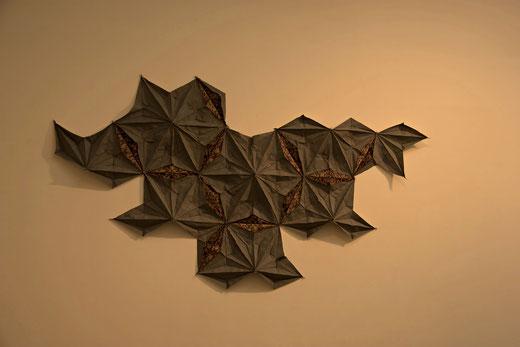 """""""Ausbruch  aus der Fläche""""-so lautet der Titel einer Ausstellung im Museum Marta Herford"""