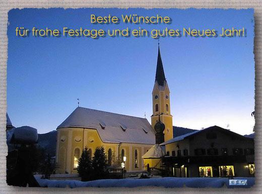 St. Sixtus in Schliersee